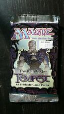 Magic the gathering Tempest Rath Cycle ONE Sealed Booster Pack