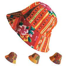 Colorful Patchwork Hats - Unisex - Bucket - Fishermans - Sun Hats - Festivals