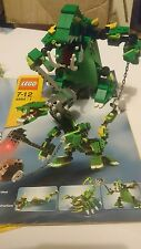 Lego 4894 Mythical Creatures 8 in 1 creator set Dragon Light brick 100%