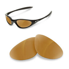 Polarized Replacement Lenses for Oakley minute 1.0 brown color