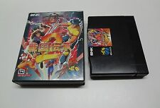 Sengoku Denshou 2 SNK Neo-Geo AES Japan GOOD (no manual)
