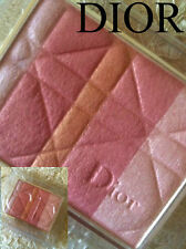 100% AUTHENTIC BEYOND RARE DIOR ROSE DIAMOND MAGICAL SHIMMER POWDER 004 (REFILL)