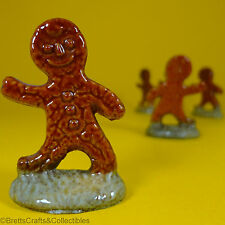 Wade Whimsies - Red Rose Tea (Canada) Nursery Rhyme Series - Gingerbread Man