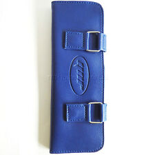Blue Hairdressing Scissors Pouch Holster Case Wallet - YNR