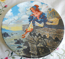 """'The Franklin's Tale' by G. A. Hoover, Canterbury Tales Collection Plate 8.5"""""""