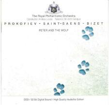 Prokofiew ~ Peter and the Wolf ~ Licata / Gielgud