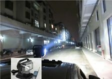 75W360º Rotating Remote contro car hid spotlight ,boat searchlight light