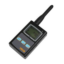 IBQ102 Portable Handheld Frequency Counter/Meter Wide Range w/ Antenna