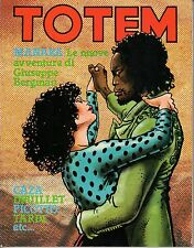 Fumetto TOTEM EDIZIONE NUOVA FRONTIERA ANNO 1981 NUMERO 10