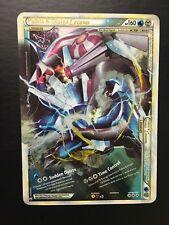 Palkia & Dialga Legend Holographic Promo Jumbo Oversized Pokemon Card Free Ship