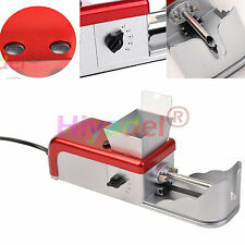 Cigarette Rolling Machine Electric Automatic Tobacco Roller Injector Maker TPS