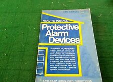 EASI-BILD 695 How to Install Protective Alarm Devices by Donald Brann 1972