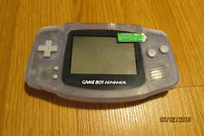 *RESTORED* NINTENDO GAMEBOY ADVANCE GBA AGB-001  HANDHELD CONSOLE *NEW LENS*