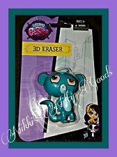 "Littlest Pet Shop 3D Eraser Sunil Nevla 2"" ☆NEW IN PACKAGE☆ 3+ LPS"