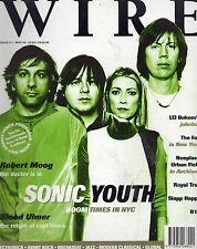 The Wire 171    Sonic Youth  Robert Moog   Royal Trux   James Blood Ulmer