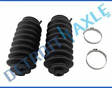 New Pair (2) Rack and Pinion Tie Rod Boots & Bellows for 1996-2000 Honda Civic