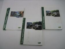 OWNERS MANUAL Land Rover Discovery Rover 2003 03 840223