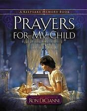 Prayers for My Child: A Keepsake Memory Book by