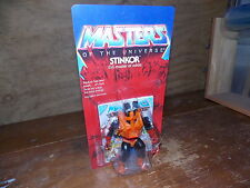 Vintage Masters Of The Universe MOTU Stinkor Recarded