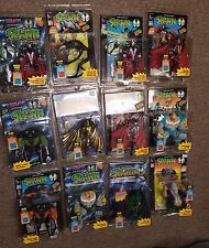 Huge McFarlane Toys, Spawn Series 1 Set, Lot w/Many Variants, and Repaints, MIB