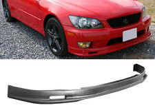 2001-2005 LEXUS IS300 MUG URETHANE FRONT BUMPER LIP SPOILER BODY KIT