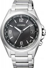 NEW CITIZEN Watch ATTESA Eco-drive radio clock CB1070-56F Mens from japan