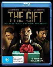 The Gift (Blu-ray, 2015)EX RENTAL DISC ONLY CAN POST 4 DISCS FOR $1.40
