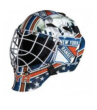 New York Rangers *NEW* Full Size Youth GOALIE MASK