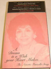 ANNETTE FUNICELLO STORY vhs video EVA LARUE ~ A DREAM IS A WISH YOUR HEART MAKES