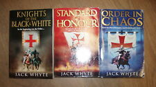 THE COMPLETE ' TEMPLAR ' TRILOGY by JACK WHYTE  P/B * £3.25 UK POST * HARPER