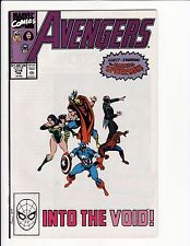 Avengers # 314 315 316 317 318 Spider-Man Joins Team Marvel Comics VF/NM