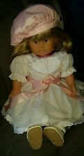 Vintage Corolle Doll Catherine Refabert Limited Ed. Signed & Numbered, 1987