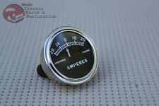 Model A Instrument Panel Amp Meter Guage Dial 20-0-20 Hotrod Custom Car Truck
