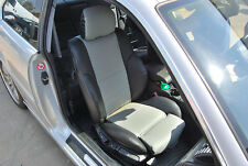 BMW 3 SERIES 323 325 328 330 2000-2004 IGGEE S.LEATHER CUSTOM SEAT COVER 13COLOR