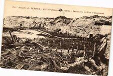 CPA Bataille de Verdun-Fort de Douaumont entrée (232215)