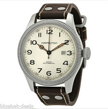 Hamilton Khaki Field Pioneer Auto Men's Automatic Watch H60515593 NWT