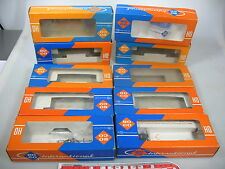 AJ765-1# 10x Roco H0 Caja vacía para Oficina de correos de ferrocarril Equipaje