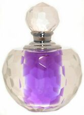 EDMay HAPPY WOMAN Lilac Aromatic Body Oil Perfume Fragrance Crystal Bottle 6 ml