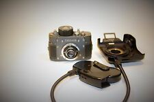VINTAGE USSR KGB SPY film 21mm RARE Mini CAMERA F-21 AJAX w hidden installation