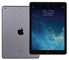 Apple iPad Air 9.7 Touchscreen A7 16GB iOS Webcam WiFi Space Gray MD785LL/B LN