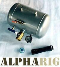 ALPHARIG TIRE BEAD SEATER AIR TANK NEW 5 GALLON BS5