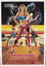 SORORITY BABES IN THE SLIMEBALL BOWL-O-RAMA Movie POSTER 11x17