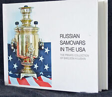 Book: RUSSIAN SAMOVARS IN THE USA