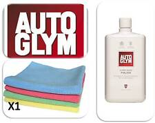 Autoglym Car Super Resin Polish Wax 1 Litre + 1 Microfibre Cleaning Cloth Towel