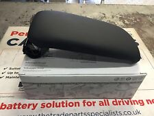 Audi A3 S3 RS3 8P Leather Armrest Lid, Brand New Genuine 8P0864245C