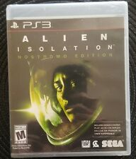 Alien: Isolation Nostromo Edition (Sony PlayStation 3, 2014) Complete - Sealed -