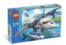 Lego City Police Pontoon Plane (7723) New Sealed Never Opened