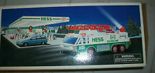1996 HESS GASOLINE EMERGENCY TRUCK  WORKING HORN LIGHTS