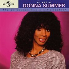 Donna Summer Classic CD NEW SEALED Love To Love You Baby/I Feel Love/Bad Girls+
