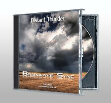 Distant Thunder - Nature Sounds with Rain Meditation CD with Natural Storm Audio